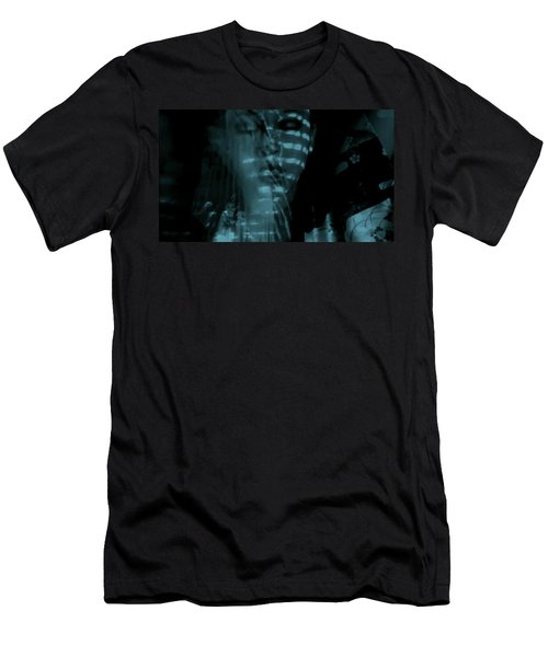 Men's T-Shirt (Slim Fit) featuring the photograph Into The Lull  by Jessica Shelton