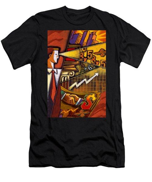 Investor Men's T-Shirt (Athletic Fit)
