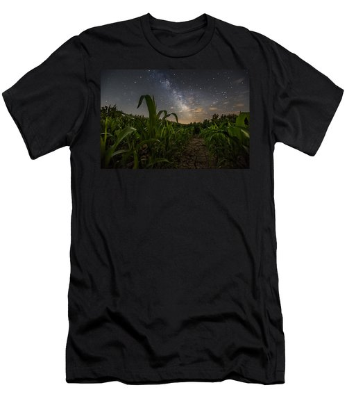 Iowa Corn Men's T-Shirt (Athletic Fit)