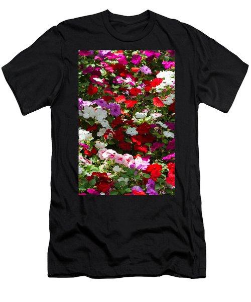 iPhone Case - Summer Carpet Men's T-Shirt (Athletic Fit)