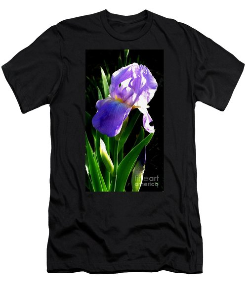 Iris Men's T-Shirt (Athletic Fit)
