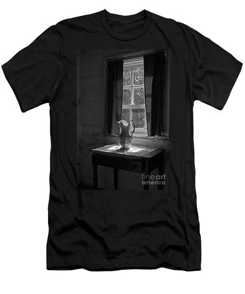 Irish Cottage #4 Men's T-Shirt (Athletic Fit)
