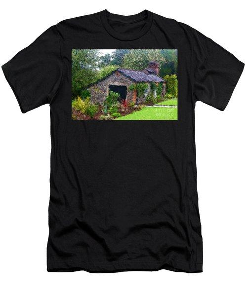 Irish Cottage Men's T-Shirt (Athletic Fit)