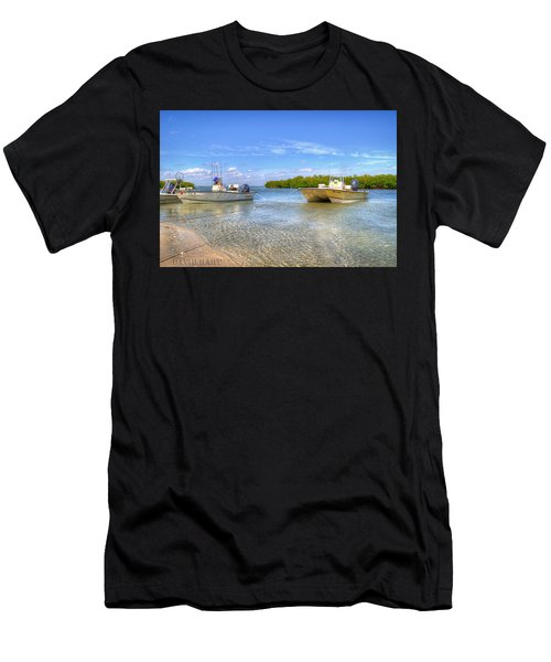Island Life Men's T-Shirt (Athletic Fit)