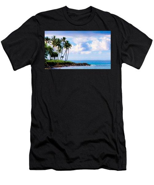 Island Paradise Men's T-Shirt (Athletic Fit)