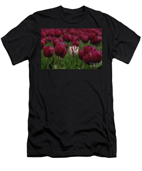 It Is Beautiful Being Different Men's T-Shirt (Athletic Fit)