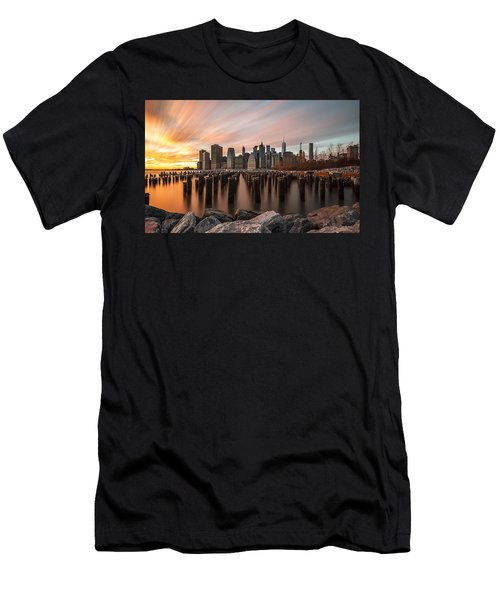 Its A New Year  Men's T-Shirt (Athletic Fit)