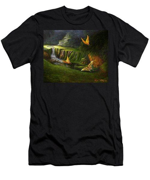 Gods Promise Men's T-Shirt (Athletic Fit)