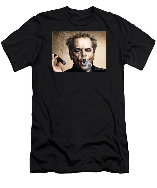 Jack Nicholson Men's T-Shirt (Athletic Fit)