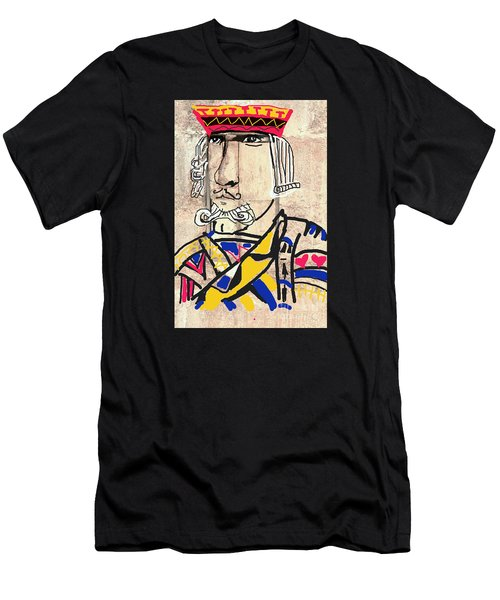 Jack The King Men's T-Shirt (Slim Fit) by Joe Jake Pratt