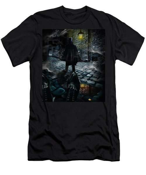 Jack The Ripper Men's T-Shirt (Athletic Fit)