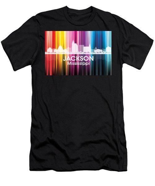 Jackson Ms 2 Men's T-Shirt (Athletic Fit)