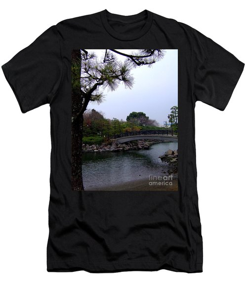 Men's T-Shirt (Slim Fit) featuring the photograph Japan by Andrea Anderegg