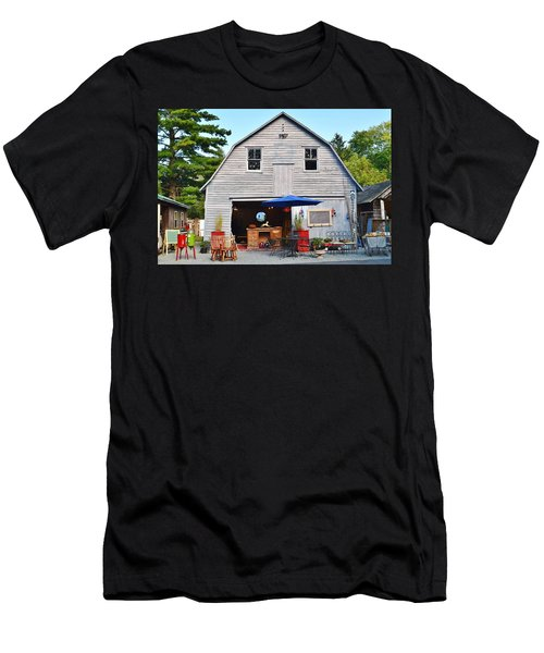 The Old Barn At Jaynes Reliable Antiques And Vintage Men's T-Shirt (Athletic Fit)
