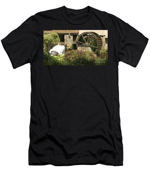 Jenney Mill Men's T-Shirt (Athletic Fit)