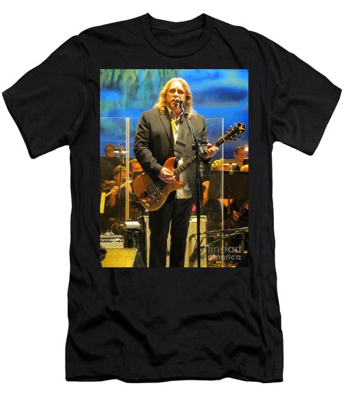 Warren Haynes  - Jerry Garcia Symphonic Celebration Men's T-Shirt (Athletic Fit)
