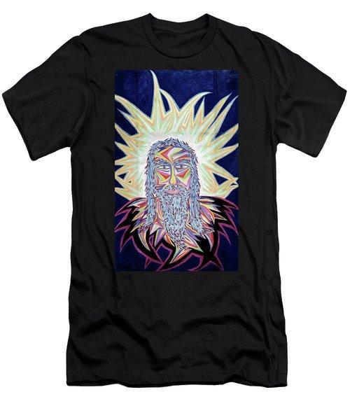 Jesus Year 2000 Men's T-Shirt (Slim Fit) by Robert SORENSEN