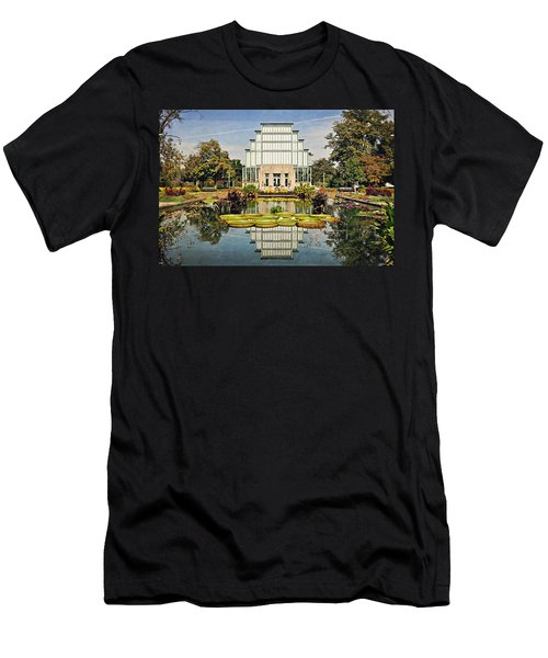 Men's T-Shirt (Slim Fit) featuring the photograph Jewel Box 1 by Marty Koch