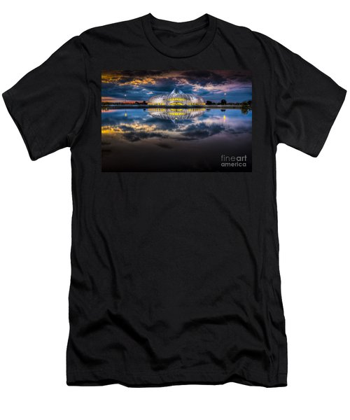 Jewel In The Night Men's T-Shirt (Athletic Fit)