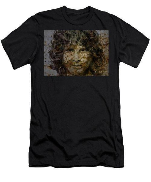 Jim Morrison Men's T-Shirt (Athletic Fit)