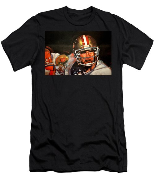 Joe Montana Men's T-Shirt (Athletic Fit)