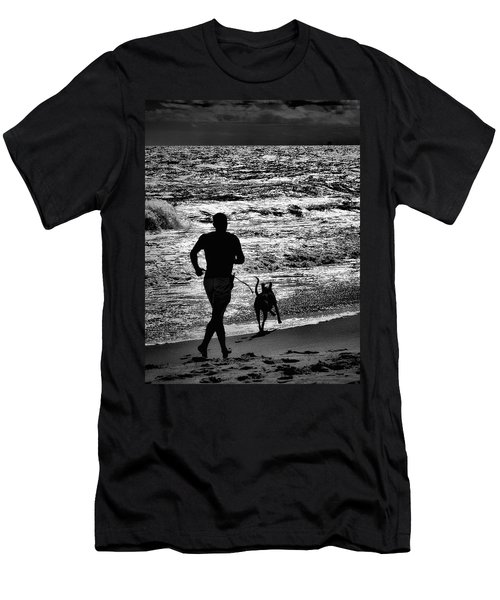 Joggin Wit Dad Men's T-Shirt (Athletic Fit)