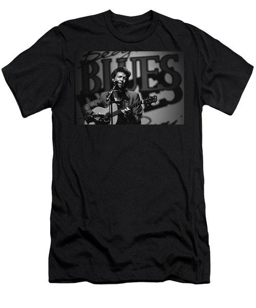 John Hammond Blues Men's T-Shirt (Athletic Fit)
