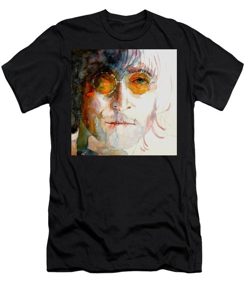 John Winston Lennon Men's T-Shirt (Athletic Fit)