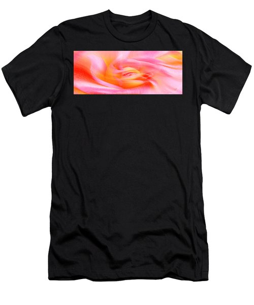 Joy - Rose Men's T-Shirt (Athletic Fit)
