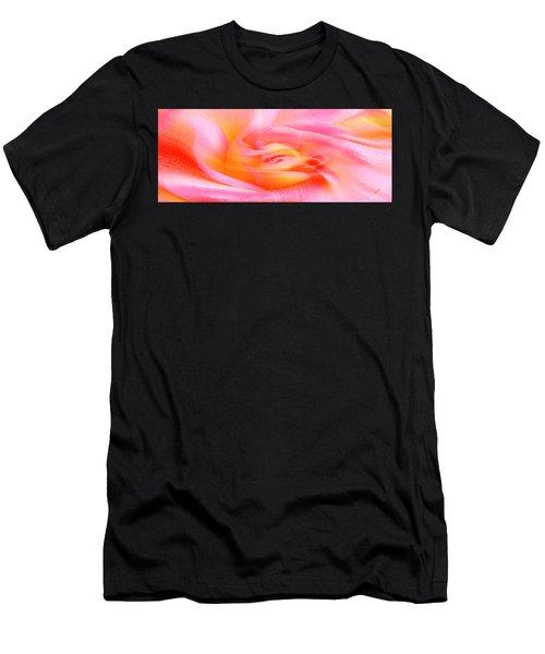 Joy - Rose Men's T-Shirt (Athletic Fit)