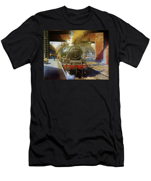 Jubilee 4.6.0 At Liverpool Lime Street. Men's T-Shirt (Athletic Fit)