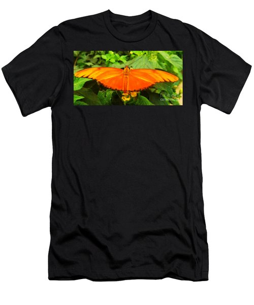 Julia Men's T-Shirt (Slim Fit) by Clare Bevan