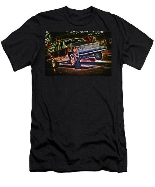 Jumping Chevelle Men's T-Shirt (Slim Fit)