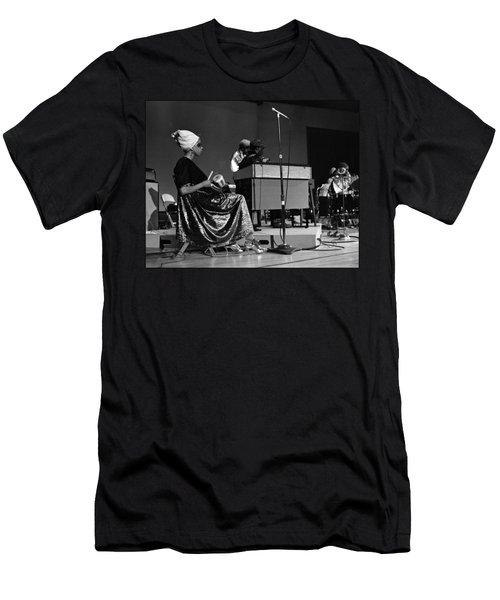 June Tyson 1968 Men's T-Shirt (Athletic Fit)