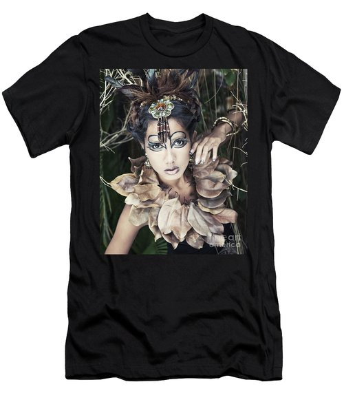 Jungle Girl Men's T-Shirt (Athletic Fit)
