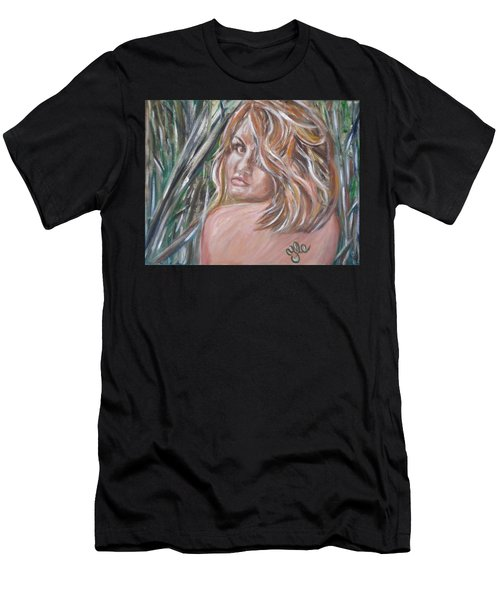 Jungle Nymph Men's T-Shirt (Athletic Fit)