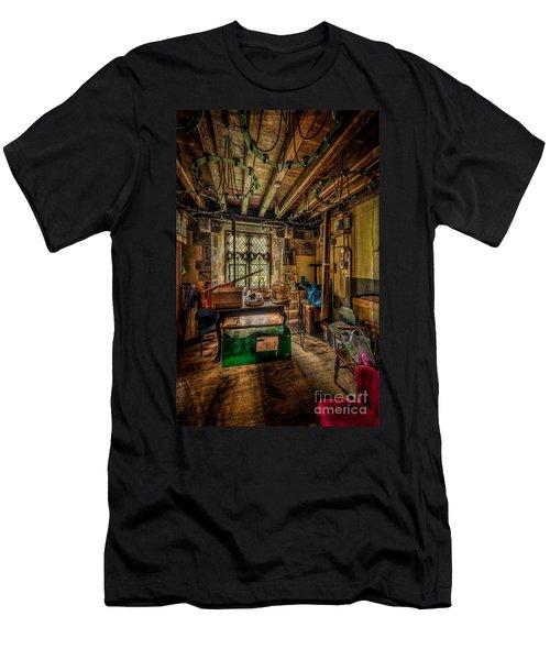 Junk Room Men's T-Shirt (Athletic Fit)