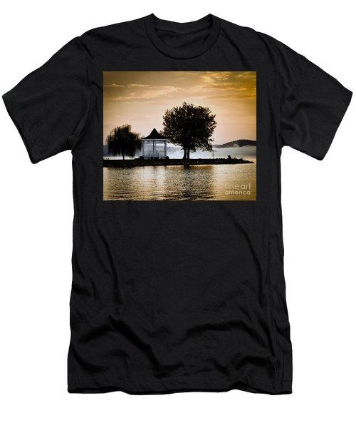 Just Before Sunrise Men's T-Shirt (Athletic Fit)