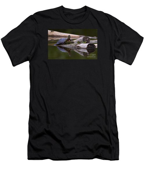 Just Chillin.. Men's T-Shirt (Athletic Fit)
