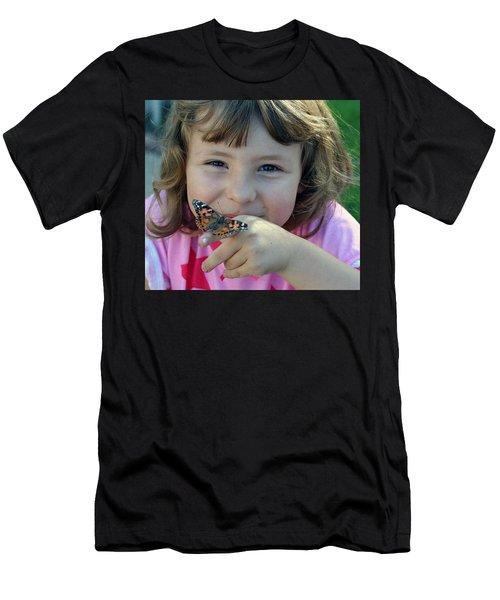 Just Cute Men's T-Shirt (Athletic Fit)