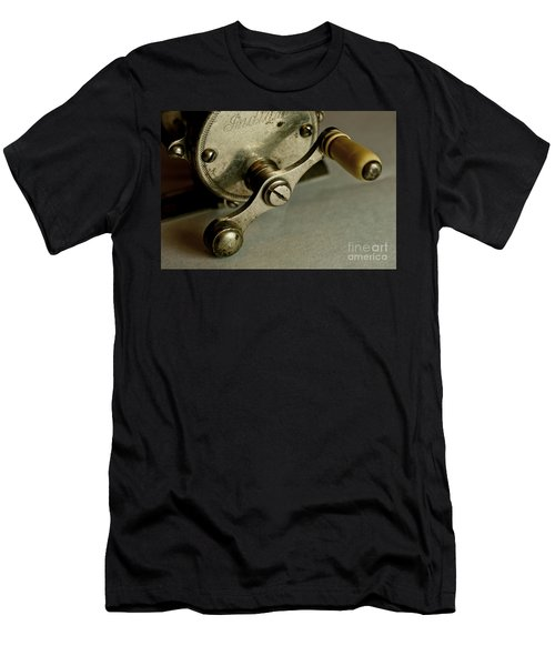 Just Ride Out And Fish Men's T-Shirt (Athletic Fit)
