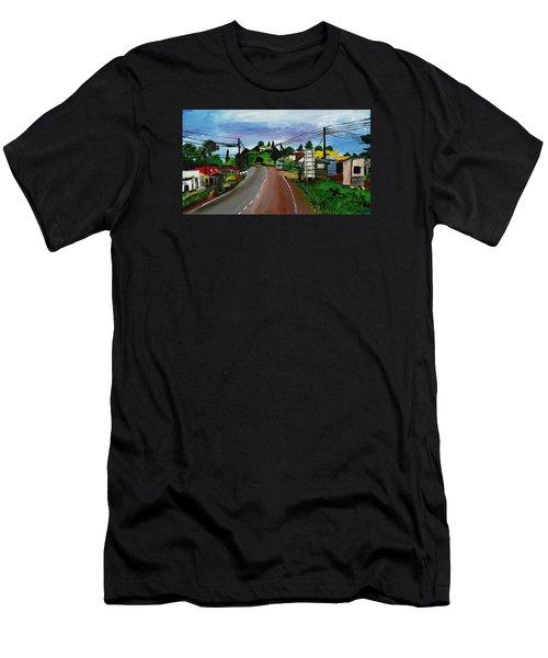 Kaihura Trading Center Men's T-Shirt (Athletic Fit)