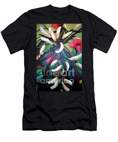 Kangaroo Paws Men's T-Shirt (Athletic Fit)