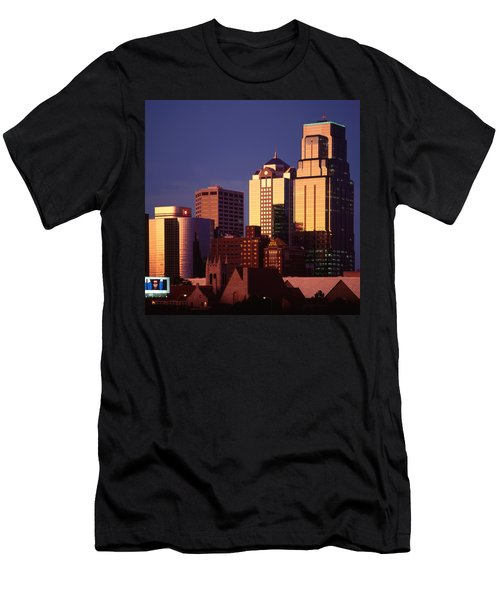 Kansas City Men's T-Shirt (Athletic Fit)