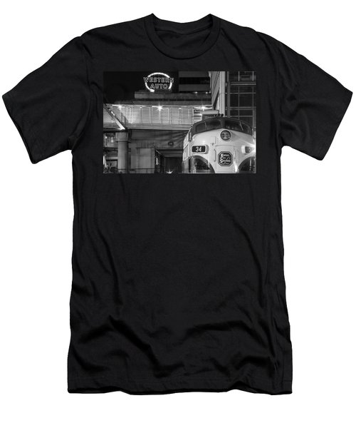 Kansas City Night Train Men's T-Shirt (Athletic Fit)