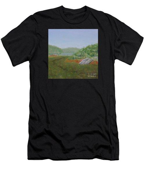Kantola Swamp Men's T-Shirt (Athletic Fit)
