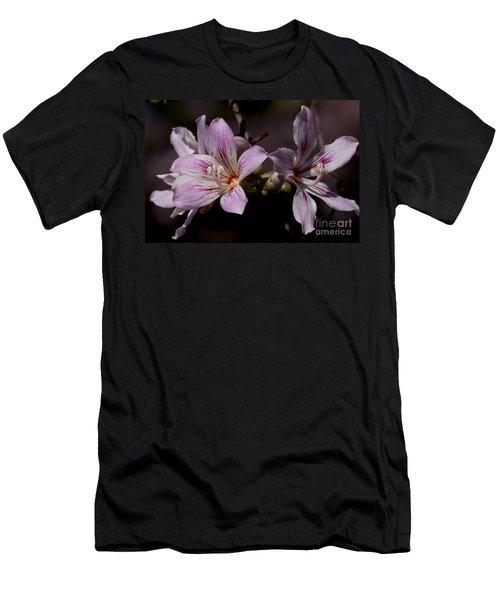 Kapok Bloom Men's T-Shirt (Athletic Fit)