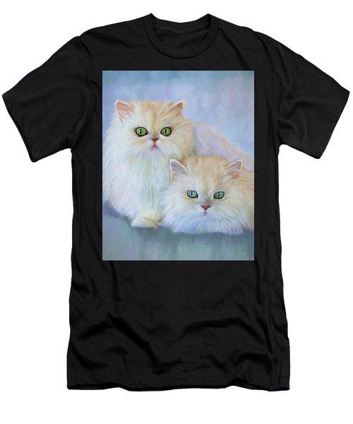 Katrina And Bjorn Men's T-Shirt (Athletic Fit)