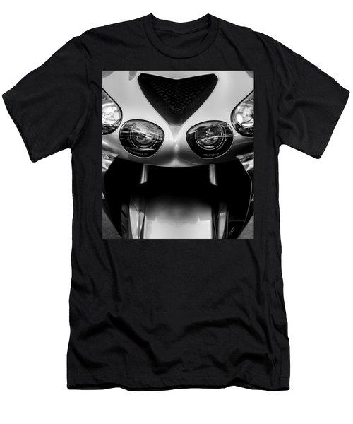 Men's T-Shirt (Slim Fit) featuring the photograph Kawasaki Ninja - Zx -14 by Steven Milner