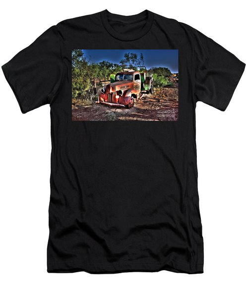 Keep On Truckin Men's T-Shirt (Athletic Fit)